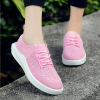 New Arrival Casual Korean Fashion Flat Shoes Pink