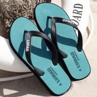 Foamic Rubber Casual Wear Outdoor Flip Flops - Blue