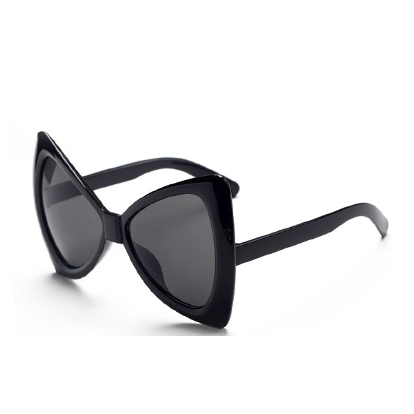 Fashionable Butterfly Sunglasses For Women Black