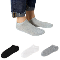 Thin Fabric Quality Wear Three Pieces Socks Set