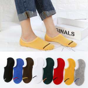 Eight Pieces Multicolored Casual Wear Back To School Students Socks
