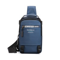 Adjustable Strap Multi Functional Outdoor Backpacks - Blue