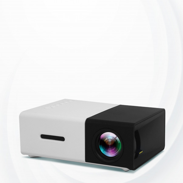 Portable Home Use Wide Screen Wall Projector