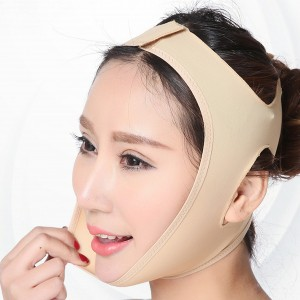 Easy Breathable Double Chin Lifter Head Band