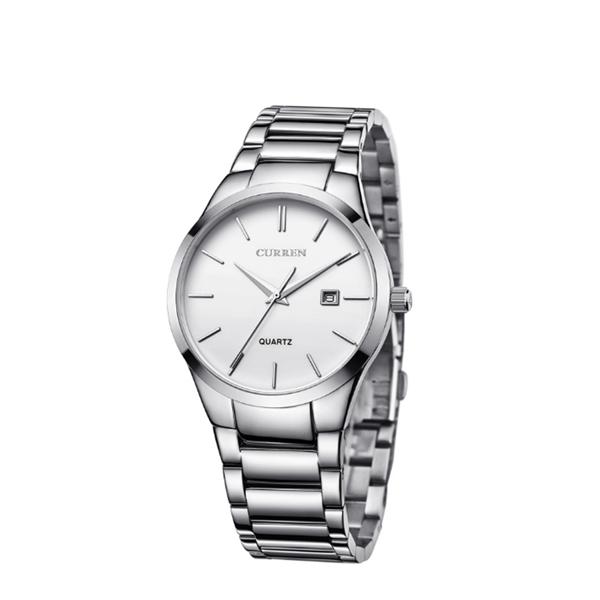 Luxury Stainless Analogue Men Wrist Watch
