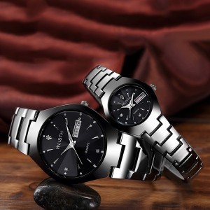 Stainless Luxury Formal Analogue Watch - Silver